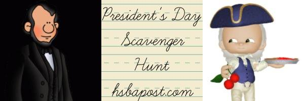 Presidents-Day-Scavenger-Hunt